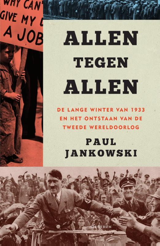 Paul Jankowski,Allen tegen allen
