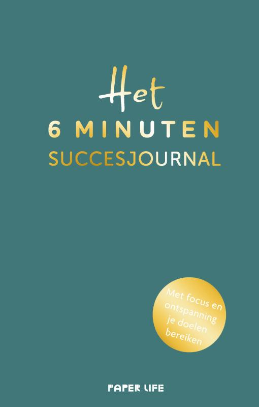 Dominik Spenst,Het 6 minuten succesjournal