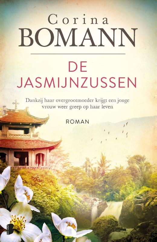 Corina  Bomann,De jasmijnzussen
