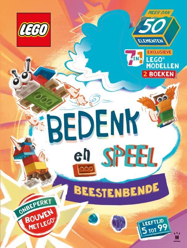 ,LEGO Bedenk en Speel Beestenbende