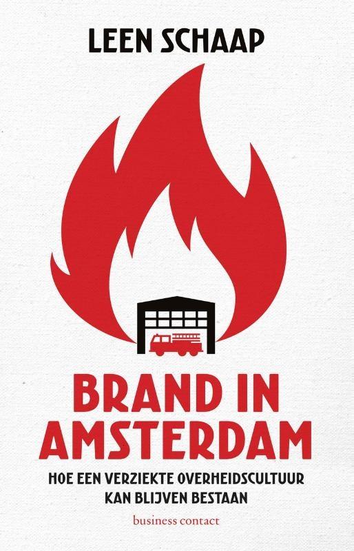 Leen Schaap,Brand in Amsterdam