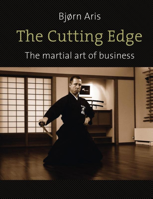 Bjorn Aris,The cutting edge