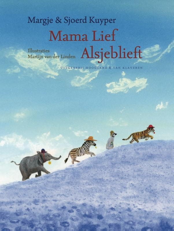 Margje Kuyper, Sjoerd Kuyper,Mama lief alsjeblieft