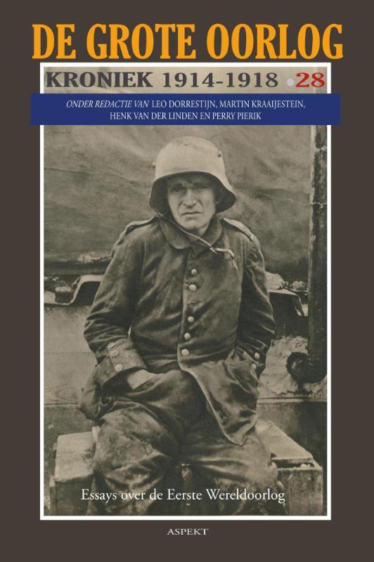 Henk van der Linden,De Grote Oorlog, kroniek 1914-1918 28