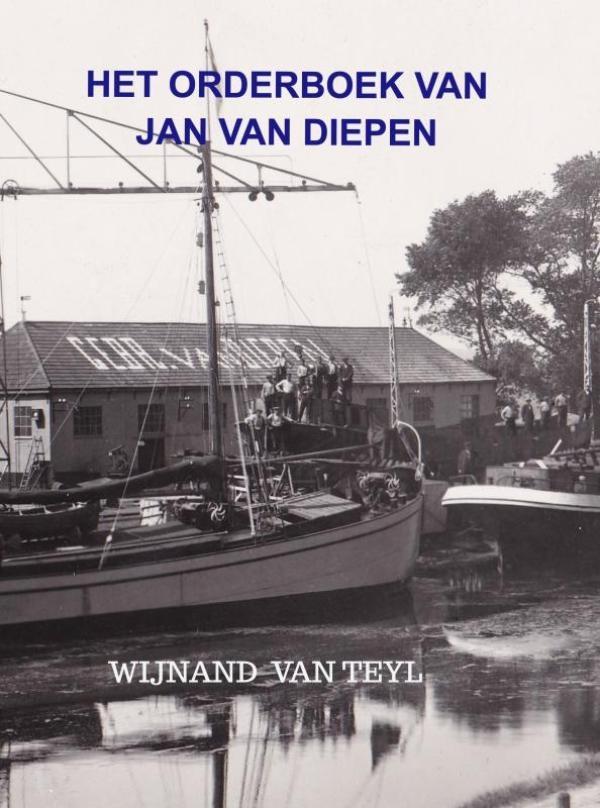 Wijnand Van Teyl,Het orderboek van Jan van Diepen