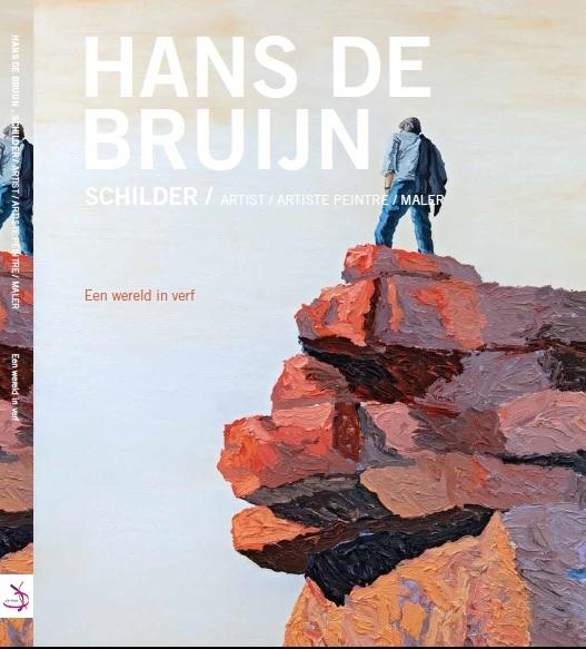 Hans de Bruijn,Een wereld in verf