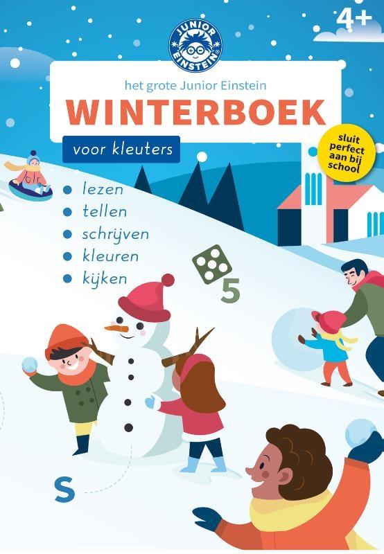 ,Het grote Junior Einstein Winterboek