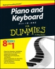 Consumer Dummies,Piano and Keyboard All-In-One for Dummies