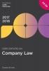 Ervine, Cowan,Core Statutes on Company Law 2017-18
