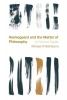 Michael O`Neill Burns,Kierkegaard and the Matter of Philosophy