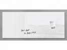 ,glasmagneetbord Sigel Artverum 1300x550x15mm superwit