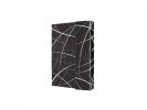 ,notitieboek Sigel Conceptum Look Sphere A6 gelinieerd zwart