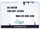 ,<b>FAMILIEPLANNER 2020 LOESJE  - FSC MIX CREDIT</b>