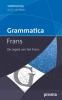 van Bellen,Grammatica Frans