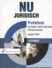 ,NU Juridisch profielboek juridisch administratief dienstverlener Leerboek