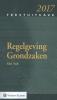 ,Tekstuitgave Regelgeving Grondzaken  2017