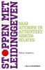 <b>Watze  Hepkema</b>,Stoppen met leidinggeven
