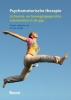 Jan de Lange,Psychomotorische therapie - Lichaams- en bewegingsgerichte interventies in de GGZ