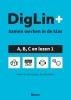 <b>Ineke van de Craats-Oosterwold, Jan  Deutekom</b>,DigLin Plus Samen werken in de klas A, B, C en Lezen 1