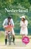 ,Fietsatlas Nederland Route.nl 1:100.000 inclusief fietsknooppunten netwerk, plaatsnamenregister en 24 routetips