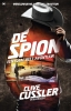 Clive  Cussler,De spion