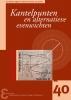 Lia  Hemerik, Egbert van Nes, Theo-Jan van de Pol,Zebra-reeks Kantelpunten en alternatieve evenwichten
