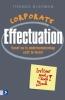 Thomas  Blekman,Corporate Effectuation- Vanaf nu is ondernemerschap echt te leren!