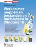 Studio Visual Steps,Werken met mappen en bestanden en back-uppen in Windows 10