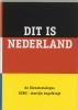 <b>EGBG - Martijn Engelbregt</b>,Dit is Nederland