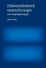 Hans  Cohen,Zakwoordenboek neurochirurgie voor verpleegkundigen