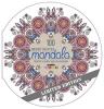 <b>Feerwerd Vitataal</b>,100 nieuwe creaties mandala