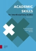 Ger  Post Koen van der Gaast  Laura  Koenders,Academic Skills for Interdisciplinary Studies