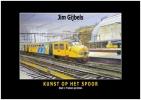 Jim  Gijbels ,Treinen op linnen
