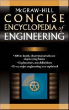 McGraw-Hill Education McGraw-Hill Concise Encyclopedia of Engineering