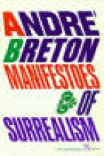 Breton, Andrc Manifestoes of Surrealism