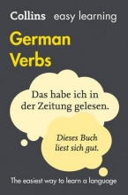 Collins Dictionaries Easy Learning German Verbs