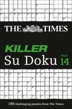 The Times Mind Games Times Killer Su Doku Book 14
