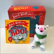 Walliams, David Bear Who Went Boo! Book and Toy Gift Set