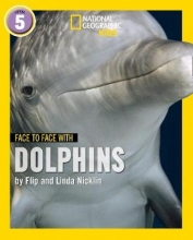 Flip Nicklin,   Linda Nicklin Face to Face with Dolphins