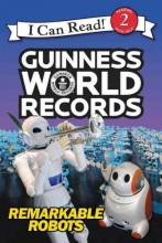 Finnegan, Delphine Guinness World Records Remarkable Robots