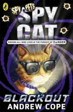Andrew Cope Spy Cat: Blackout