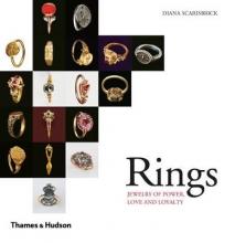 Diana,Scarisbrick Rings