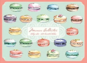 Macaron Collection Sticky Notes