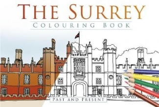 Surrey Colouring Book