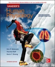 Eric Widmaier,   Hershel Raff,   Kevin Strang Vander`s Human Physiology