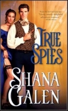Galen, Shana True Spies