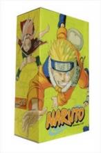 Kishimoto, Masashi Naruto 1-27 2008