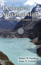 Northrop, Robert B.,   Connor, Anne N. Ecological Sustainability