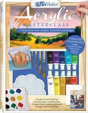 Hinkler Books Hinkler Books Artmaker Acrylic Paints (Portrait)