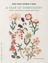 Yumiko Higuchi A Year of Embroidery
